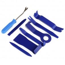 Kit de leviers démontage en plastique  / 8 pcs