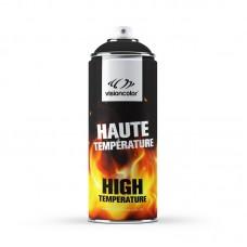Aérosol haute température Noir 400ml