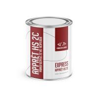 Pack Apprêt Express Séchage Rapide Gris 3.5 Litres