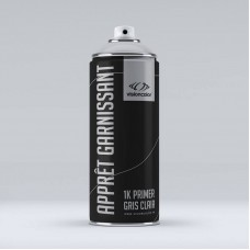 Apprêt ultra garnissant en spray 400 ml. Gris clair
