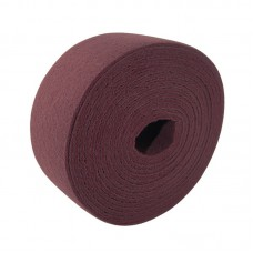 Rouleau Scotch brite 120 mm x 10 m Ultra fine. Rouge