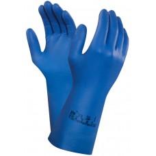 Gant bleu très épais. Taille M (50 unités)