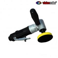 ponceuse polissage pneumatique 75mm avec plateau