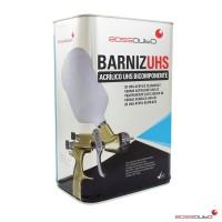 Pack Vernis anti-rayure acrylique UHS 2C BOSSAUTO 7.5 Litres