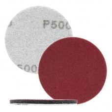 Disque abrasif de ponçage 150mm support mousse (10un)