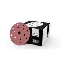 Disque abrasif de ponçage 150mm 15 trous céramique