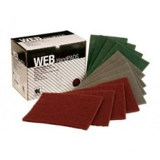 Scotch Brite INDASA WEB HAND PADS