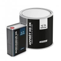 Pack Apprêt ULTRA Garnissant 2.5L + 1L Durcisseur