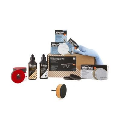 Kit de Rénovation Optique / Polycarbonate Professionnel - Optical Repair Kit