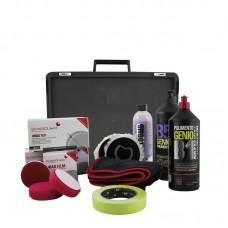 Kit Rénovation Optique / Polycarbonate Professionnel - Optical Repair Kit