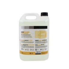 Laque pelable Hydro transparent 5 L