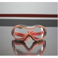 Lunette polycarbonate vision étendue anti-buée