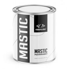 Mastic polyester pulvérisable avec durcisseur 1L