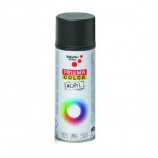 Spray universel PRISMA COLOR Noir mat 400 ml.