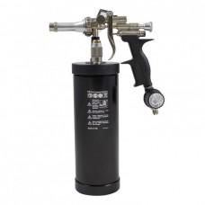 pistolet à valve pneumatique anti-gravillons