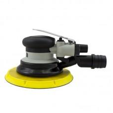 ponceuse pneumatique avec système centrale d'extraction 150mm ø5mm