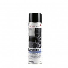 Anti-gravillon spray  Noir 500 ml.
