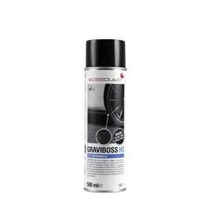 Anti-gravillon spray  Noir 500 ml.