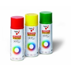 Spray de peinture acrylique Brillant 400ml (RAL)
