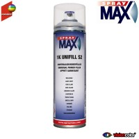 Spray Apprêt de charge Gris Clair S2 Spraymax 500ML