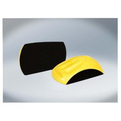 Cale de ponçage manuel conçu pour les disques abrasifs Ø150 mm