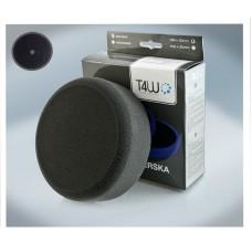 Tampon de polissage velcro normal Noir, ø150 x 50 mm. Extra doux