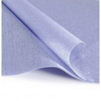 Chiffon à poussière bleu non-tissé Imprégnation Sans silicone 46 x 38 cm (15unités)
