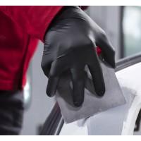 gants nitrile jetable sans latex (boite de 100unités)