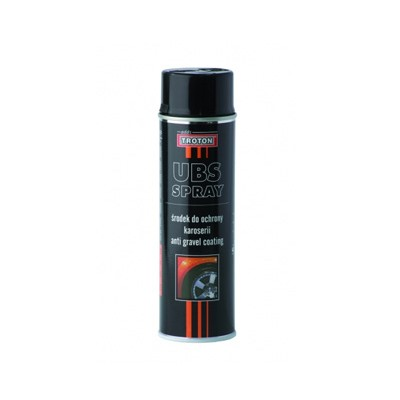 Spray Anti-gravillons Noir 500 ml.