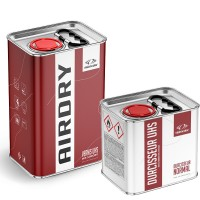 Pack Vernis UHS AIRDRY 7.5 Litres