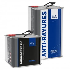 Pack Vernis HS  anti-rayures 7.5 Litres