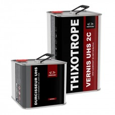 Pack Vernis acrylique UHS thixotrope  (anti-coulures) 7.5 Litres
