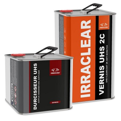 Pack Vernis acrylique UHS 7.5 Litres