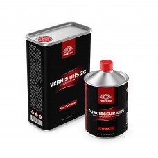 Kit vernis acrylique UHS AirDry 2litres