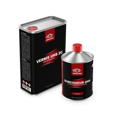 Kit vernis acrylique UHS 2K 2:1 1.5litres