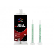 Colle Polyuréthane Universal bi-composant 50 ml.
