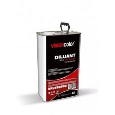 Diluant peinture universel haute qualité 5 Litres