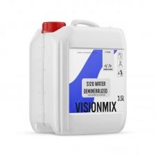 Eau déminéralisé peinture hydrosoluble 3.5L